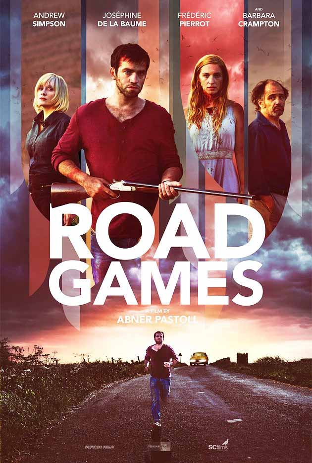 Road Games Torrent - WEB-DL 720p Legendado (2016)