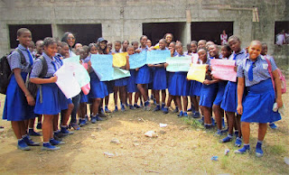 Osaghae Stephanie Reveals MISSPOWERS FOUNDATION 4
