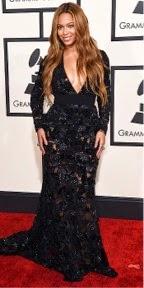 Beyonce Grammy Awards 2015
