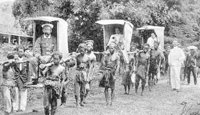 Sejarah Penjajahan Belanda Masa VOC di Indonesia   Pada zaman penjajahan Belanda, nama resmi yang digunakan adalah Nederlandsch-Indie (Hindia Belanda), sedangkan pemerintah pendudukan Jepang 1942-1945 memakai istilah To-Indo (Hindia Timur). Sebelum revolusi industri, profesi akuntan belum dikenal secara resmi di Amerika ataupun di Inggris. Namun terdapat beberapa fungsi dalam manajemen perusahaan yang dapat disamakan dengan fungsi pemeriksaan. Selama masa penjajahan kolonial Belanda yang menjadi anggota profesi akuntan adalah akuntan-akuntan Belanda dan beberapa akuntan Indonesia. Pada waktu itu pendidikan yang ada bagi rakyat pribumi adalah pendidikan tata buku diberikan secara formal pada sekolah.   Kepulauan Seribu yang terletak di teluk Jakarta pada zaman penjajahan Belanda adalah perairan yang sibuk. Tahun 1619, ketika VOC mencengkeram tanah Jawa, Pulau Onrust, dan sekitarnya, termasuk Pulau Bidadari, dibuatlah benteng pertahanan Pasalnya, pulau ini tak pernah sepi dari aktivitas bongkar muat kapal di masa itu. Sayangnya, benteng-benteng di Kepulauan Seribu ini berhasil dikalahkan Inggris di tahun 1800. Setelah dibangun lagi di tahun 1840 sebagai pangkalan .  Pada tahun 1945, pengguna bahasa Melayu selain Republik Indonesia masih dijajah Inggris. Malaysia, Brunei, dan Singapura masih dijajah Inggris. Pada saat itu, dengan menggunakan bahasa Melayu sebagai bahasa persatuan, diharapkan di negara- negara