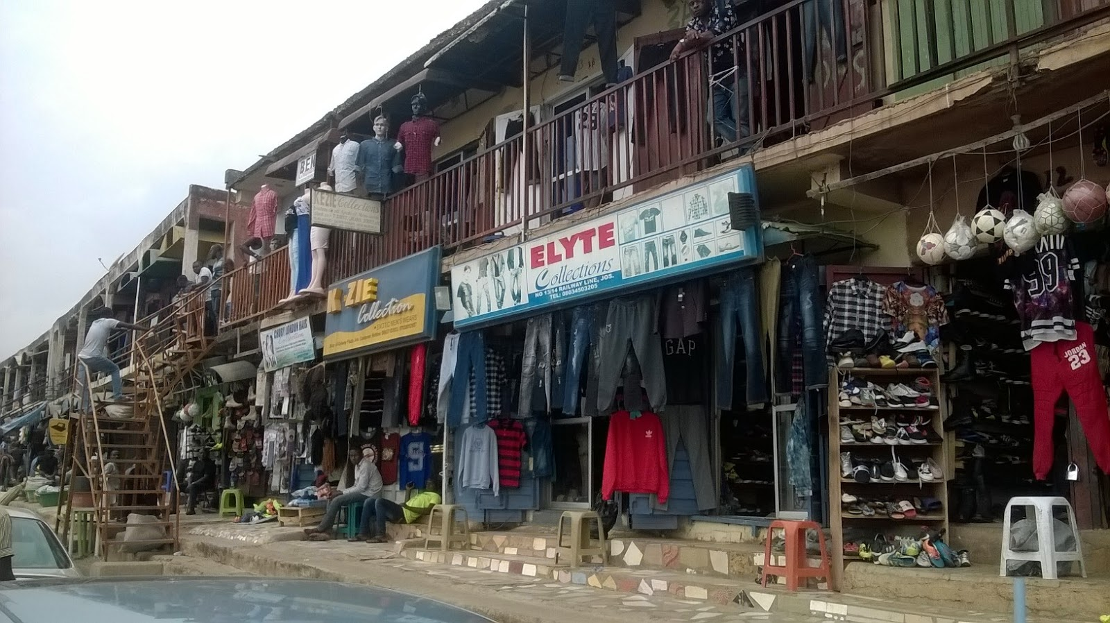 J Town Explore: 7 Most Popular Markets In Jos