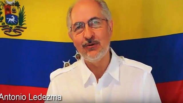 Antonio Ledezma envió un mensaje de autocrítica a los líderes de la MUD
