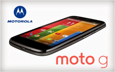 Harga dan Spesifikasi Motorola Moto G