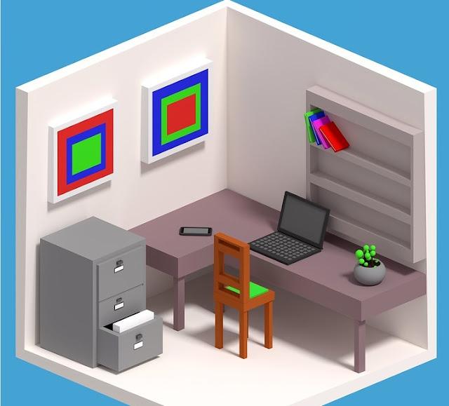 Tips memilih rak buku untuk rumah minimalis