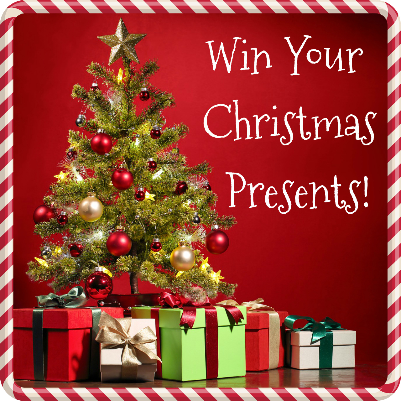 Christmas Presents.Win Your Christmas Presents With Our Huge Giveaway The