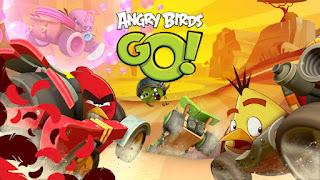 ANGRY BIRD GO MOD APK TERBARU v2.7.3 (Unlimited Coins/Gems)