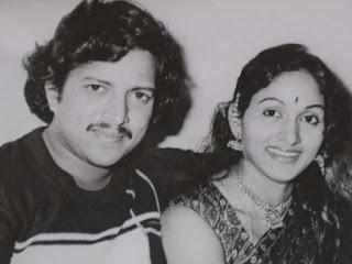 Vishnuvardhan Family
