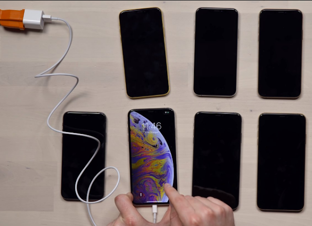 Some iPhone Xs and Xs Max proprietors are having issues charging their new handsets