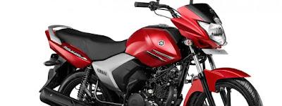 Yamaha Saluto 125cc motor cycle