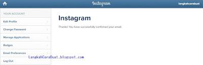 cara daftar buat akun instagram