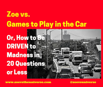 20 Questions and other games to play in the car