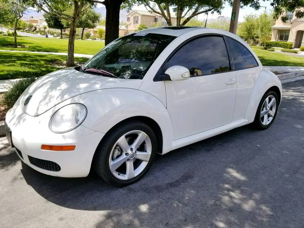 Very Clean 2008 Volkswagen Beetle