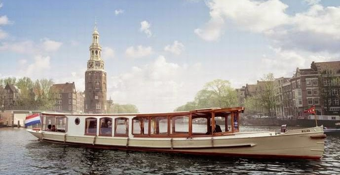 Amsterdam, the most romantic place in the world