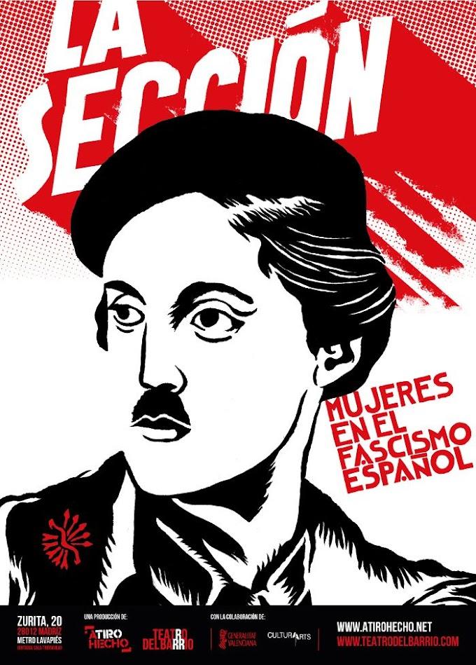 """Teatro: """"La sección"""" en Teatro del Barrio"""