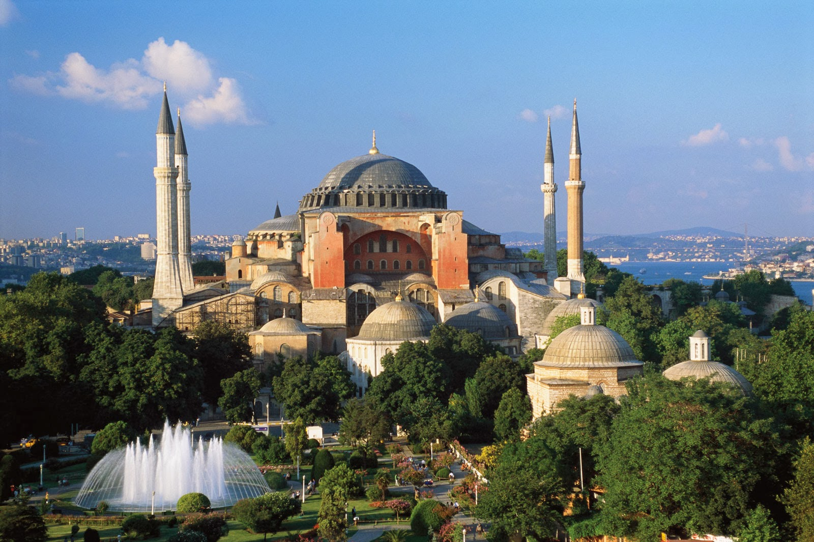 Islamic and Byzantine Empires - E Block: Architecture ...