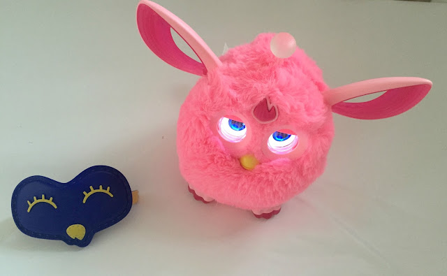 furby connect and sleep mask