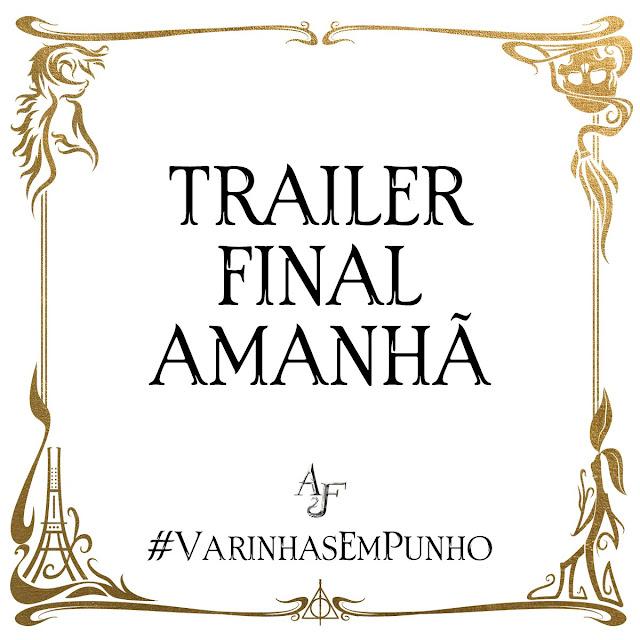 É oficial: Warner Bros. confirma lançamento do trailer final de 'Os Crimes de Grindelwald' para amanhã! | Ordem da Fênix Brasileira