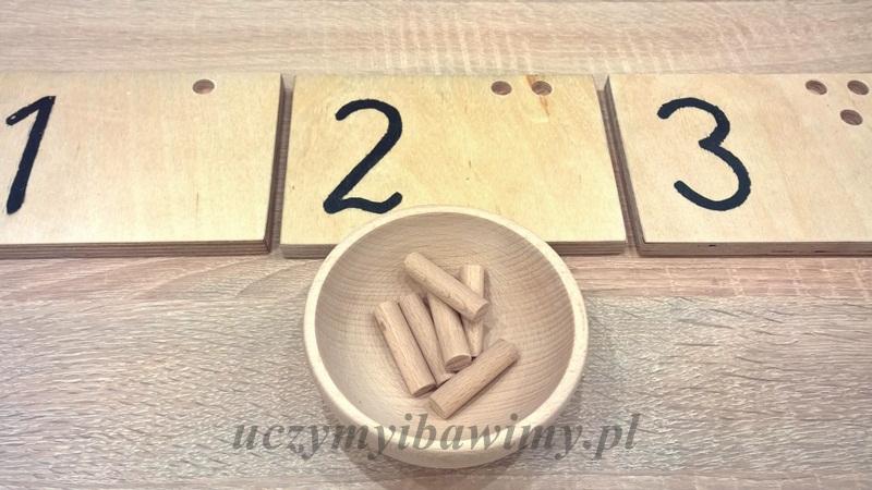 Tabliczki matematyczne Montessori