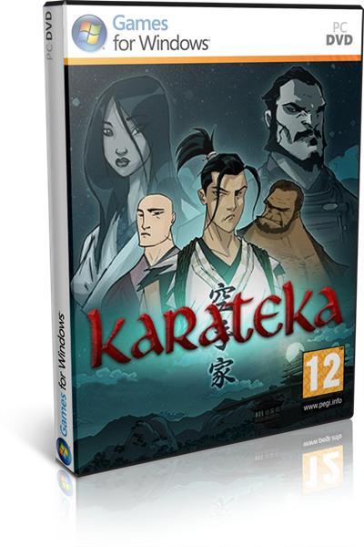 Karateka PC Full Español Theta Descargar 2012