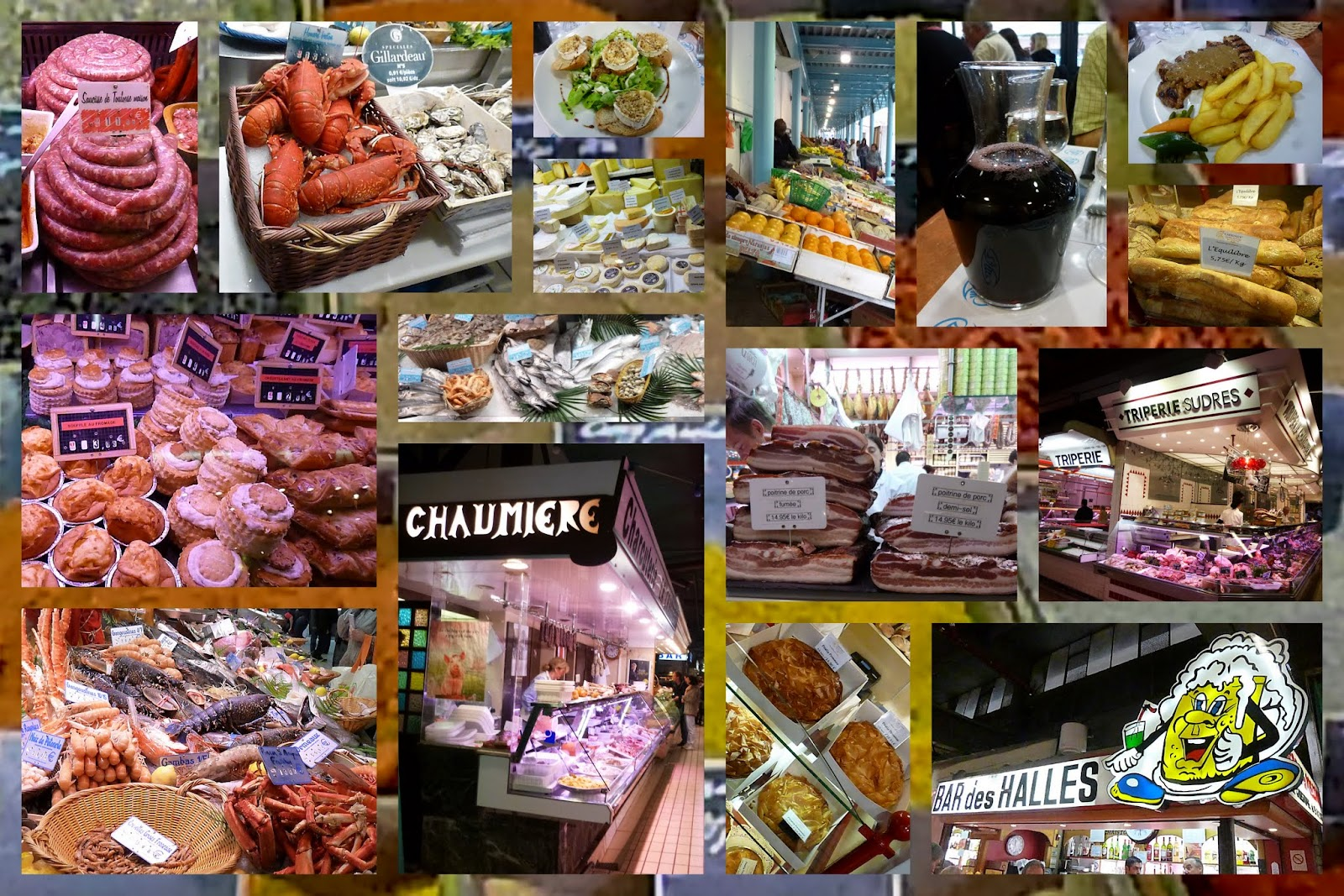 Best Food Markets in France - Marché Victor Hugo - Toulouse