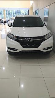 Honda HRV Warna White Orchid Pearl Di Dealer Mobil Honda Tebet Jakarta Selatan