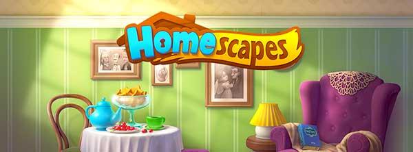 تحميل لعبه Homescapes مهكرة بالكامل اخر اصدار