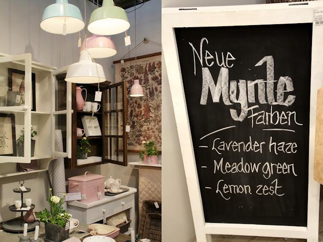 Mynte Ib Laursen neue Farben 2016
