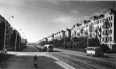 Улицы Комсомольска на Амуре