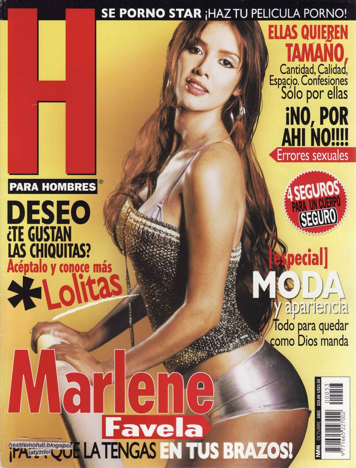 Think, that Marlene favela revista h consider, that