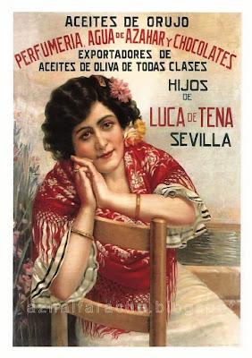 HIJOS DE LUCA DE TENA - SEVILLA - Inicios del siglo XX