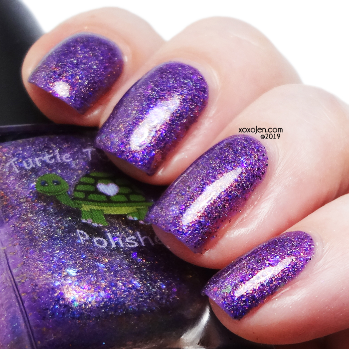 xoxoJen's swatch of Eye Of The Storm