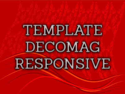 Template Deco Mag Terbaru 2017 Seo Responsive Download Gratis