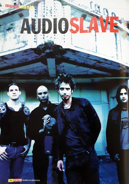 PIN UP AUDIOSLAVE