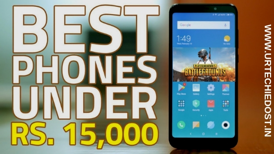 Best Phone To Play Pubg Mobile Under 15000