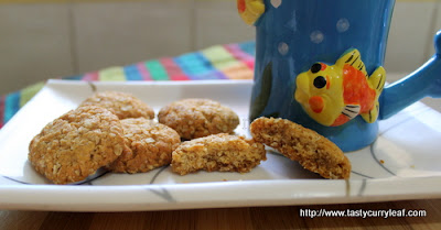 Experiments,Emotions,Experiences with food: ANZAC Biscuits | Oats Goodness