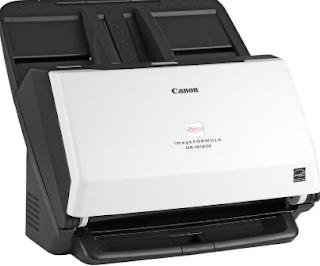 Canon imageFORMULA DR-M160II Scanner Driver Download