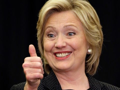 Fakta Menarik Dibalik Capres Pertama Amerika Serikat Hillary Clinton