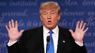 Trump camp on attack ahead of debate