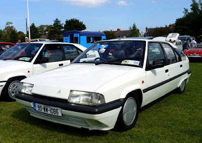 A fine example of the Citroen BX