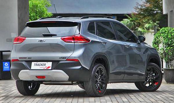 Burlappcar: 2020 Chevrolet Trax/Tracker