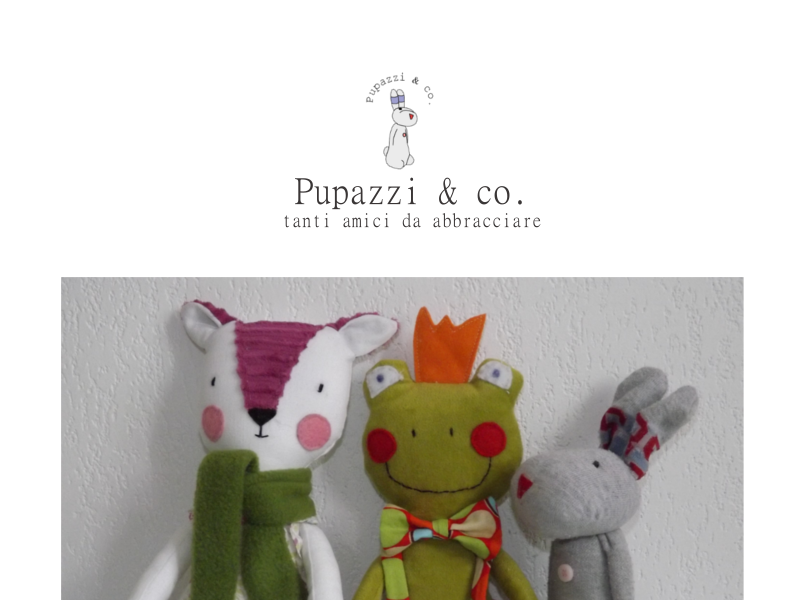 Pupazzi & co.