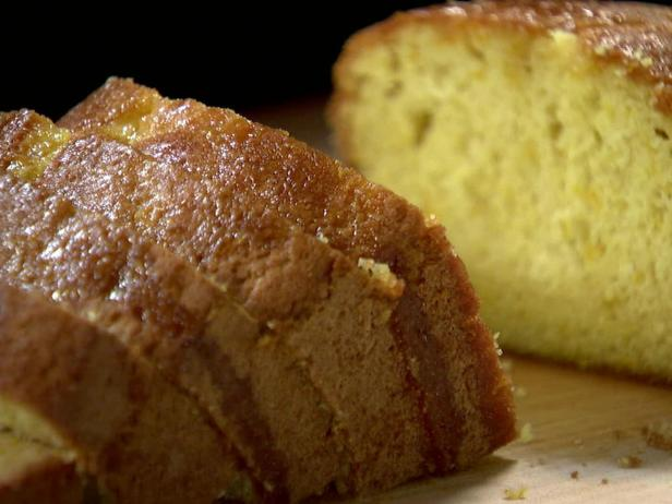 Barefoot Contessa Pound Cake Orange