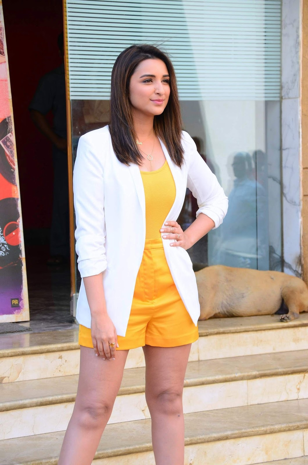 Parineeti chopra hot legs for the