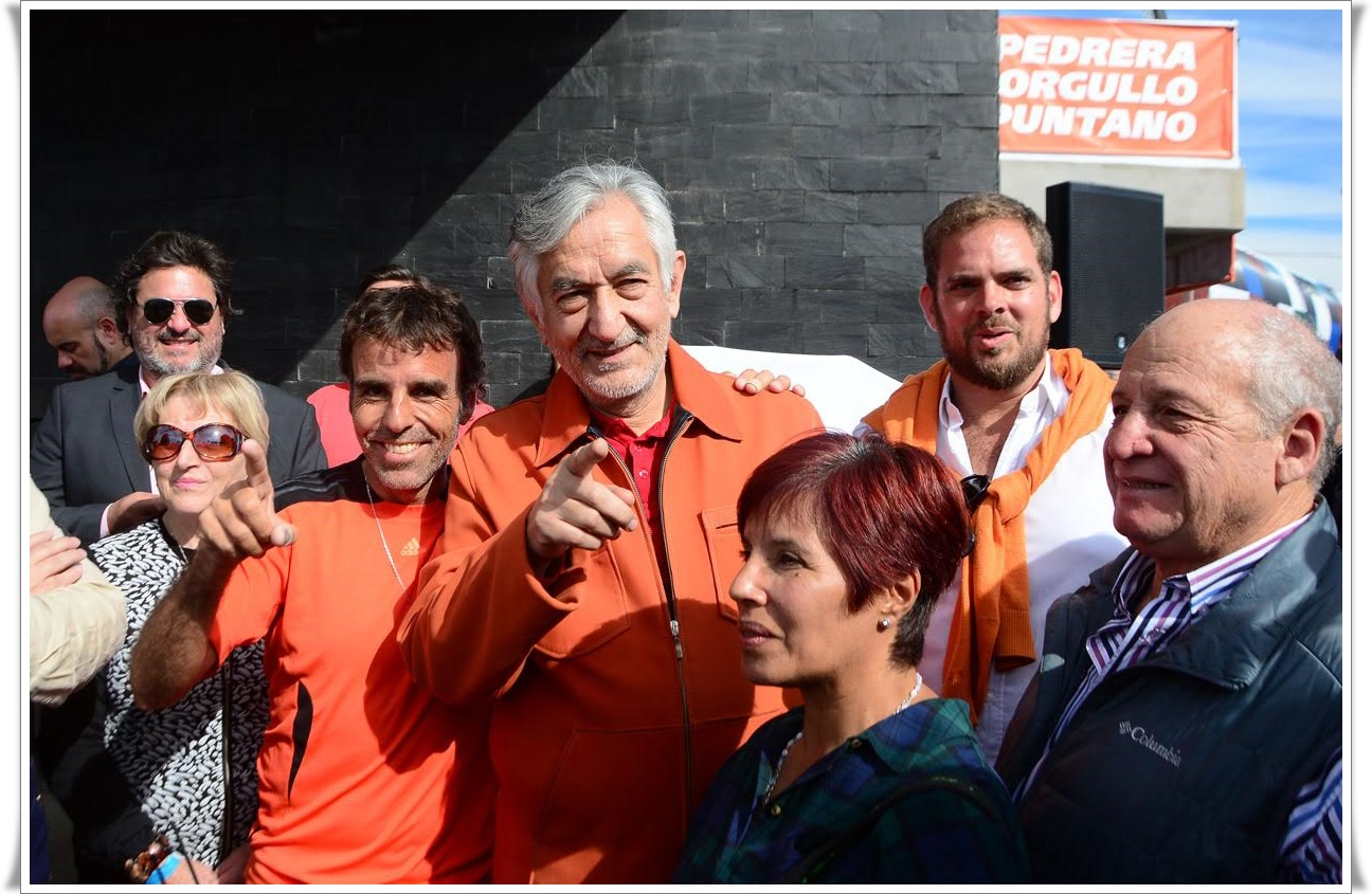 Circuito La Pedrera : El dia despues: el gobernador inauguro del circuito de la pedrera
