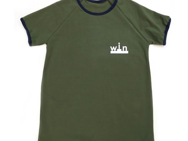 Wortkunst am Shirt