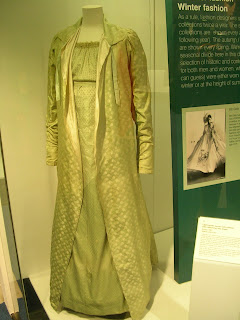 Regency Dress, Bath Costume Museum, Regency, England, fashion, dress, history, painting