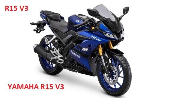 Yamaha YZF R15 V3 new 2018