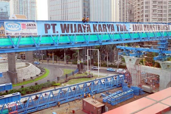 Lowongan Kerja Pegawai PT. Wijaya Karya (Persero) Tbk
