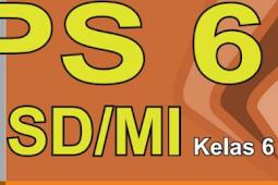 Soal UTS IPS Kls 6 KTSP Semester 1 Terbaru