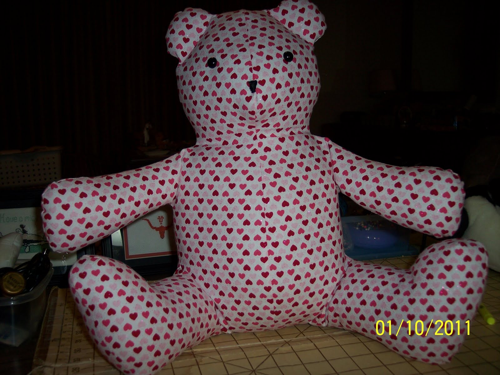 Happygrandma Sewing For Vitas Hospice